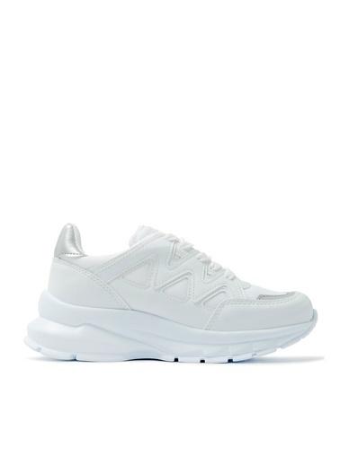 Slazenger Slazenger KAILA Sneaker Kadın Ayakkabı    Gümüş